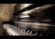 Excelente clases particulares de piano