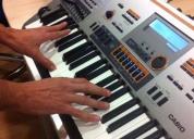 Doy clases de organo sintetizador