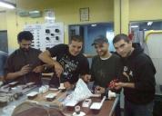 Oportunidad! cursos de electricidad, electrónica y música