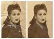Excelente curso de restauración de fotos antiguas