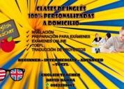 Oportunidad! aprender inglés es fácil  1ra clase gratis