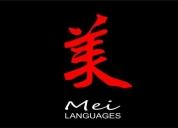 chino mandarÍn cursos,contactarse.