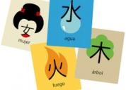 Clases de chino mandarín.