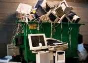 Reciclaje de computadoras, copiadoras, laptops, monitores, celulares obsoletos,0987872462