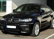 Vendo hermoso bmw x6 hybrido