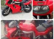 moto para pista suzuki gsx-r650 cc