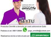 Super mix omnilife a domicilio y envíos