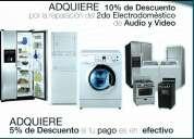 Mantenimiento de refrigeradoras, lavadoras servicio a domicilio telefonos: 506-8343 - 0983277316