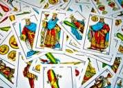 Tarot y cartas españolas