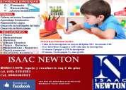 Centro de asesoria estudiantil bilingue isaac newton