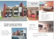 """Venta de  casas  en conjunto  habitacional  """"canova"""""""