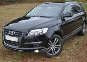 Audi q7 3.0 tdi v6 tiptronic dpf avus 7 lugares