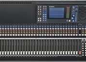 Venta consola de audio yamaha ls9 de 32 canales
