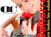 8 clases de guitarra a 50$!!!