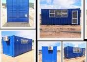 Campers campertech contenedores oficinas casas negocios