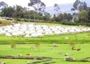 Camposanto jardines santa rosa 3200 oportunidad
