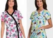 Uniformes para hospitales y clinicas;  cofias, blusas, conjunto de cirugia, estampados.....