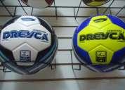 Balones de futbol, indoor y futbolsala marca dreyca
