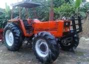 Vendo tractor fiatagri doble transmisiÓn 6 cilindros.