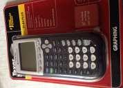 Calculadoras graficas cientificas texas instruments