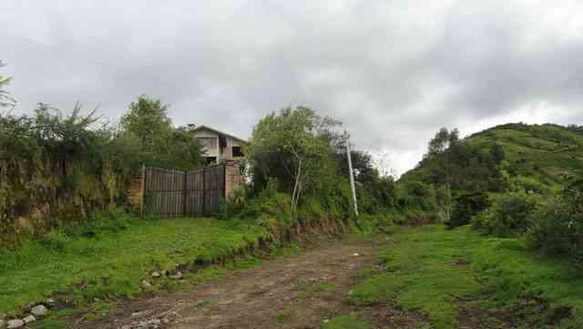Vendo propiedad de 2.2 hectáreas en Otavalo