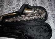 Saxofones  y flautas traversas venta y taller de reparacion