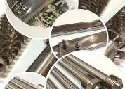 Fabricacion de cartuchos calefactores de alta densidad y calidad herten