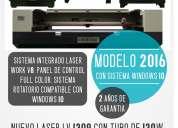 Maquina laser de 130x90/ 130w en quito
