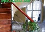 Idainox- accesorios y pasamanos en acero inoxidable