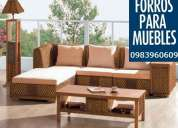 Forros para muebles quito