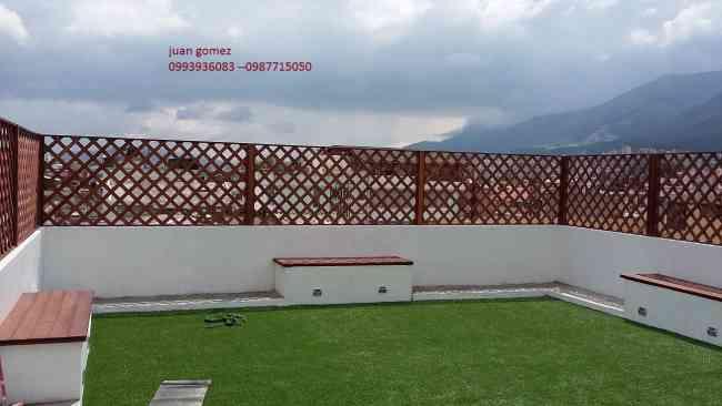 Pergolas, Deeck , Celocias ,Cubiertas de Madera ,Jardineras, Quito Cumbaya , 0987715050 Juan Gomez