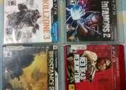 Videojuegos para ps3