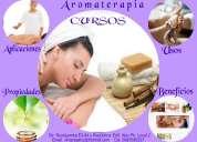 Cursos prácticos de aromaterapia. beneficios, usos y aplicaciones. en quito
