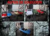 Autos de coleccion metallicos escala 1:36