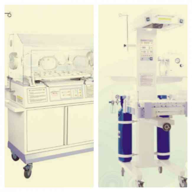 Equipo para uso neonatologico