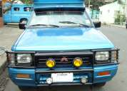 camioneta mitsubishi l200 4x2 del año 1994 en excelente estado lista para trabajar