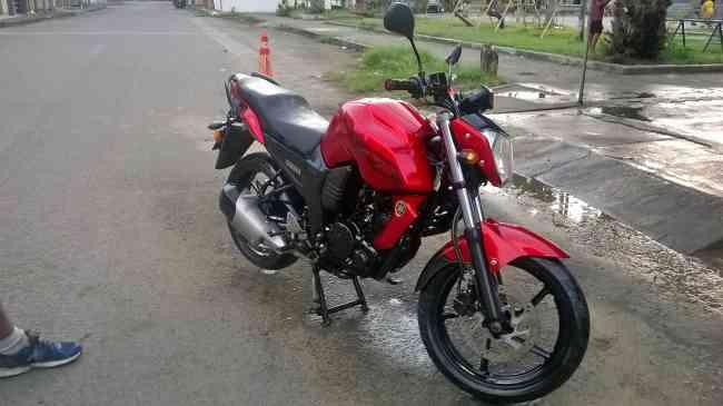 Moto Yamaha FZ 16 2014 en $2.600 Dolares Negociable