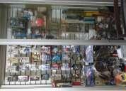 Se vende negocios de guias faros y accesorios para vehiculos