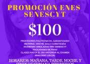 curso enes senescyt promociÓn!!! guayaquil. 0990239387. profs. politécnicos