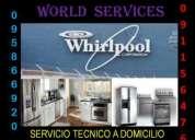 Reparacion de lavadora,secadoras,whirlpool,frigidaire 0995866920