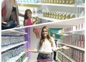 Apertura de supermercados en el pais