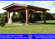 Pérgolas de madera-jardines-diseño de jardines-madera-aeropuerto-quito-pichincha-pichincha-ecuador