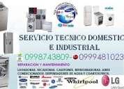 Tulcan reparacion de lavadoras secadoras refrigeradoras calefones 0999481023 en tulcan com garantia