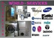 Reparacion delavadoras,secadoras, calefones,refigeradoras 2332716