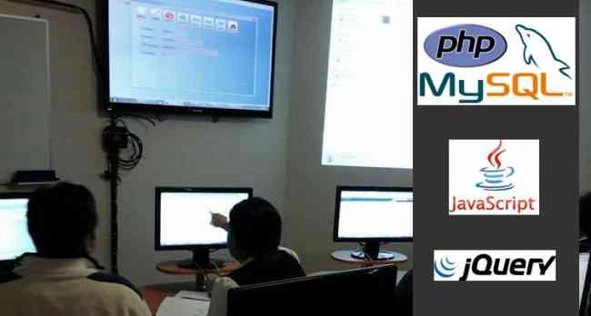 Curso de Programación y Desarrollo de WEBAPPS