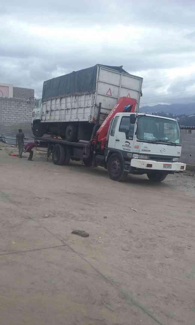 Fletes y mudanzas en Quito y todas las provincias a precios muy acsecibles