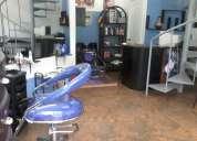 Peluqueria unica en el sector o montaje completo ...se vende..buena bonita y barata..!!