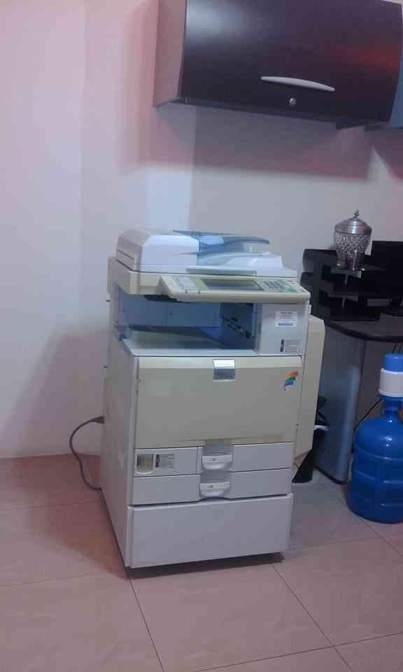 Por viaje, Vendo Impresora -Fotocopiadora $2500