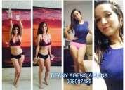 Tifany hermosa niÑa del norte agencia alina 0998087483 nueva no te la pierdas