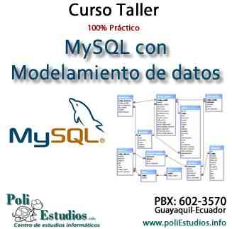 Curso de MySql con Modelamiento de Datos